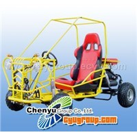 Go Cart(GO KART) CYGC-150CC-D (150CC, Water-cooled)
