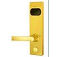 R/F card lock