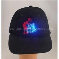 Fiber Optic Cap