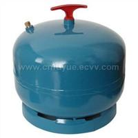 Steel Gas cylinder