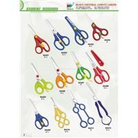 Student Scissors in Spring