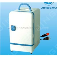 Car Cooler and Warmer, Car Refrigerator, Mini Fridge 7L