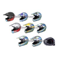 Helmet with DOT/Dirt Bike ,Pocket Bike ,ATV ,Quads