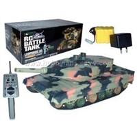 1:24 R/C Battle Tank