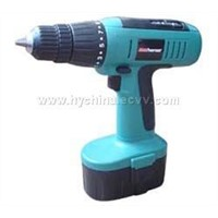Rechargeable and cordless drill (HY877A)