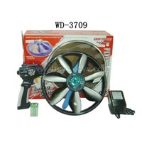 Remote Control Flying Disc W/ Charger