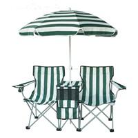 Double Chair W/Umbrella