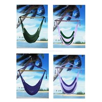 Luxury Cotton Rope Hammock Swing Sky Chair
