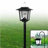Solar Garden Light ( Plastic )
