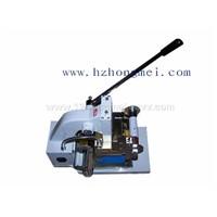 PVC Card Hotstamping Machine