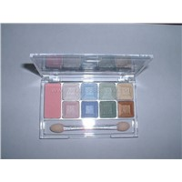 9 Eyeshadow with 1blusher