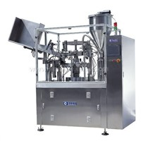 SOFT TUBE LOADING AND SEALING MACHINES