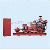 XBC series diesel engine fire-fighting pump group