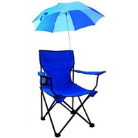 CF-UB400 Metal Arm Chair w/ Umbrella