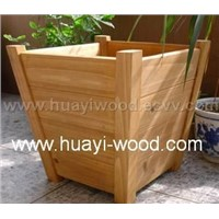 Wooden Planter Box , Wood Boxes