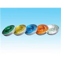 glass road studs (dogspike),reflecting glass cats-eye, road hump, traffic cones,solar glass road s