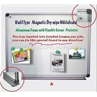 Aluminum Framed Magnetic Whiteboard