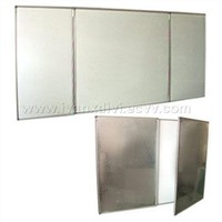 3pc folding whiteboard