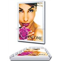 snap frame aluminum frame ultra thin light box
