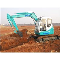 SWE85 excavator