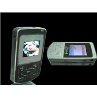 65K 1.5 Inch OLED Screen MP4 Player(VT-M114B)