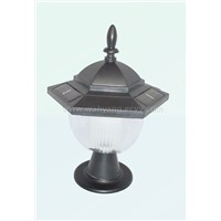 Plastic Solar Table Light