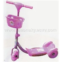 Children Scooter (JT-S007C) with Music and Light