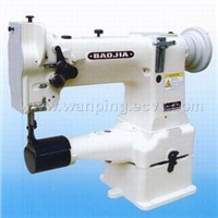 Cylinder Type Compound Feed Sewing Machine