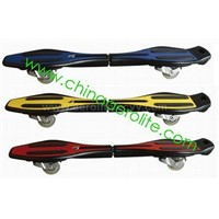 2 Wheels Skateboard Skate Board