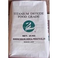 Titanium Dioxide (TIO2) Food Grade