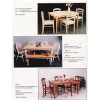 Dinner furniture