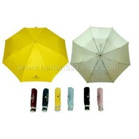 Three-Fold Umbrella