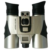 Digital camera binoculars(VGA pixels)