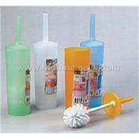 Toilet brush w/holder /Bathroom brush