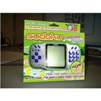 SuDoKu Electronic Puzzle