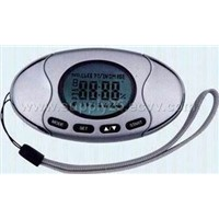 Fat Analyzer with Pedometer