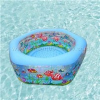 Inflatable Toys of Swimming Pools in Fancy Colors ST-3010