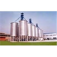 Grain Storage Steel Bins