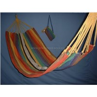 Hammock w/o wooden bars
