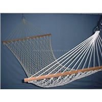 Cotton net hammock