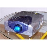 Digital Home Cinema LCD Projector TV