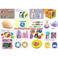 Kits Stationery, Kits Bag, Baby care product, Inflatabel toys,Plastic toys, Electronic toys and et