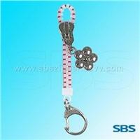 Plastic&metal zipper (SLIDER) (P81)