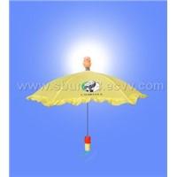 Music Flash Toy Umbrella Gift for Children