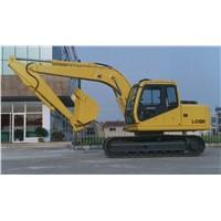lg120 excavator