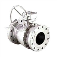 Metal Sealed Ball Valve