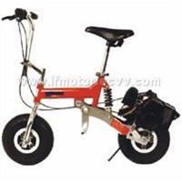 Gas Scooter (LF-GS001)