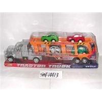 friction car
