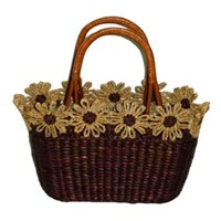 straw paper bags