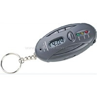 Alcohol Breath Tester & Timer with Flashlight
